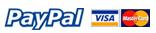 Paypal logo en credit cards